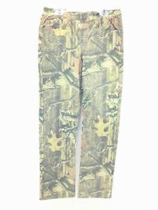Mossy Oak Youth Cargo Pants 5 Pocket Flex Breakup Infinity Camo Size Variation
