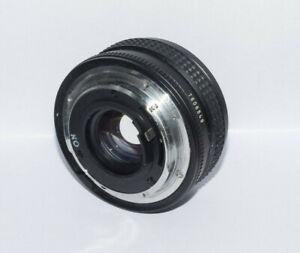 KONICA  HEXANON AR 40mm f/1.8 EE AR Mount