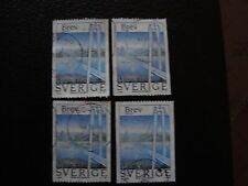 SUEDE - timbre yvert et tellier n° 1998 x4 obl (A29) stamp sweden