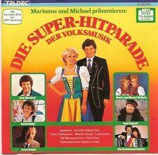 Superhitparade der Volksmusik (1986) Medium Terzett, Pat und Paul, Tony M.. [CD]