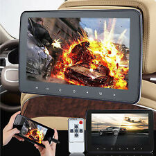 "10.1"" HD 1080P Digitl LCD Car Headrest Monitor MP5 MP3 Player Video Radio TV"