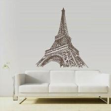 Wall Vinyl Sticker Decal Eiffel Tower Decal Paris France (Z2964)