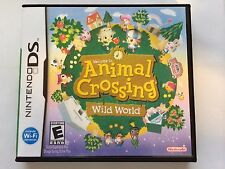 Animal Crossing - Nintendo DS - Replacement Case - No Game