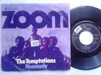 "The Temptations / Zoom 7"" Single Vinyl 1973 mit Schutzhülle"