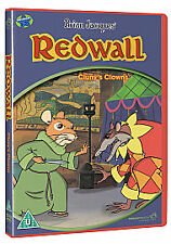 Redwall - Clunys' Clown (DVD, 2009) New and sealed E185