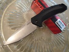 """Kershaw Link Tanto Assisted Open Pocket Knife 1776T 420HCSS GFN New USA 7 1/2"""""""