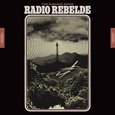 THE BABOON SHOW - RADIO REBELDE (SPECIAL DIGIPAK EDITION)   CD NEW