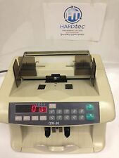 Quality Data Systems QDS-30 Currency Counter w/ currency Counterfeit detector