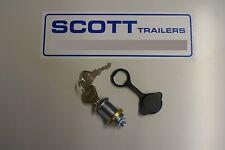 Ifor Williams AVONRIDE LOCK KIT Barrel Lock and Key
