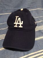 Los Angeles Dodgers New Era 49Forty Fitted Blue Sz XS Hat Cap