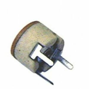 Condensateur Ajustable steatite 10-40pF 10mm                               CV401