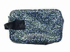Onitsuka Tiger Asics Army Olive Camo Shaving Toiletry Bag Travel Dopp Kit Beauty