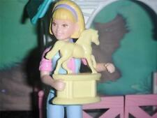 Playskool Dollhouse Yellow Horse Trophy fits Fisher Price Loving Family Dolls