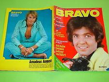 BRAVO NR. 23 von 1971 - COVER CHRIS ROBERTS /STARSCHN. TARZAN RON ELY Teil 11+12