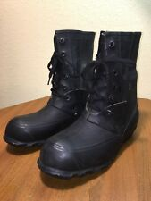 TYER QMC COLD WEATHER MICKEY MOUSE BOOTS NO VALVE RUBBER MENS 8R