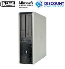 Hp 7900 Desktop Computer Core 2 Duo Sff 8Gb 500Gb Hd Windows 10 Pc Dvd Wifi Vga