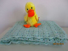 BLANKET FOR BABY (HAND MADE-CROCHETED)