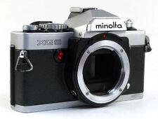 Minolta SLR Film Camera