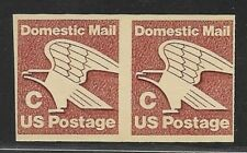UNITED STATES Sc 1947a Unused MINT NG Imperf. Pair of 2 CV $700