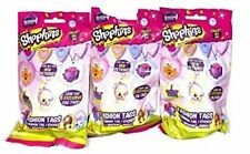 Shopkins Series 2 Magnets Blind Bags 3 Sealed