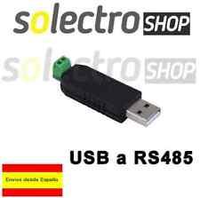 Conversor USB A RS485 USB a 485 Max485  Plc  Adaptador Convertidor C0003