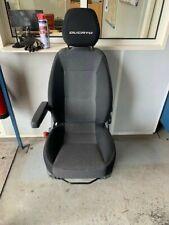 Fiat Ducato Fahrersitz Jumper Boxer //Einstellungsmöglichkeiten\sitz