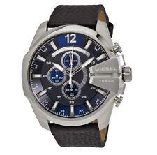 DIESEL DZ4423 Mega Chief Navy Blue Dial Men's Chronograph Watch
