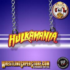 Red & Yellow Pendant Wwe Hulk Hogan Hulkamania