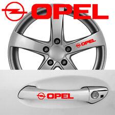 Opel 6 pegatinas manilla llanta, etc. OPC Opel Sport --- 21 colores ---