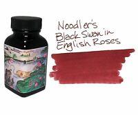 Noodler's Fountain Pen Ink - 3oz Bottle - 19037 - Black Swan in English Roses