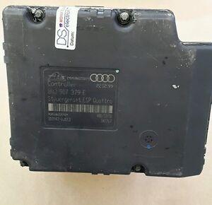 ABS Audi TT, 8N0 907 379 E, ESP Quattro
