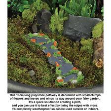 Fiddlehead Fairy House Fairy Home Fairy Garden Flower Path 16852