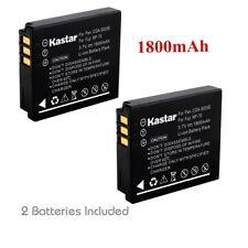 CGA-S005 Battery for Panasonic Lumix DMC-FX9 FX50 FX100 FX150 FX180 LX1 LX2 LX3