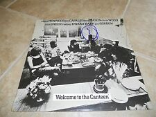 Steve Winwood Welcome To The Canteen Signed Autographed LP Album PSA Guaranteed