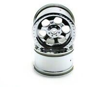 HPI Racing Shiny Chrome 6-Spoke Wheels (2)/Savage/T-Maxx/E-Maxx  HPI3117