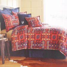 Cremieux Mesa Tribal Pattern Twin Comforter & Shams Mini Set