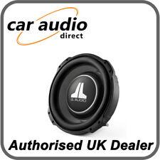 "JL Audio 12TW3-D4 12"" Subwoofer Driver Shallow Mount Dual 4-Ohm 400 Watts RMS"