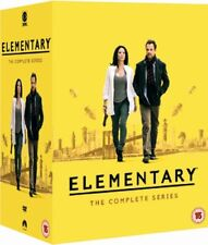 Elementary The Complete Series Set DVD Region 2