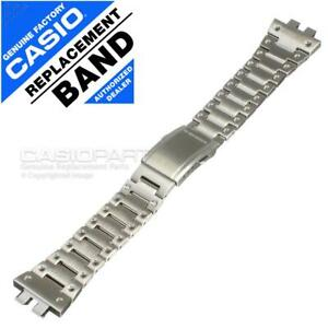 Casio Watch Band f/ G-Shock Full Metal GMW-B5000D-1 All Stainless Steel Bracelet
