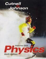 Physics: Vol 1, Sixth Edition