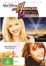 Hannah Montana: The Movie  - DVD - NEW Region 4