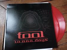 TOOL 10.000 days 2LP vinyl couleur
