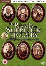 DVD:THE RIVALS OF SHERLOCK HOLMES - SERIES 1 - NEW Region 2 UK