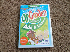 Rock N Learn Add & Subtract UP Grades ages 6+ educational & fun 40 minutes New