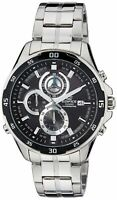 Casio Men's Edifice Stainless Steel Chronograph Quartz Watch  EFR-547D-1A
