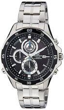 Casio Men's Edifice Stainless Steel Chronograph Quartz Watch  EFR-547D-1A
