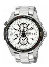 Seiko Criteria Flight Master Alarm Chronograph Men's Watch SNAD69P1