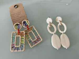 Anthropologie Boho Earrings