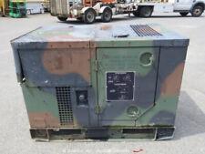 Libby MEP-802A 5kW 120/240V Diesel Engine Generator Genset Skid Mounted bidadoo