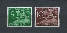 3rd REICH - 1939 YT 1 à 2 - TIMBRES POUR JOURNAUX - NEUFS** MNH LUXE